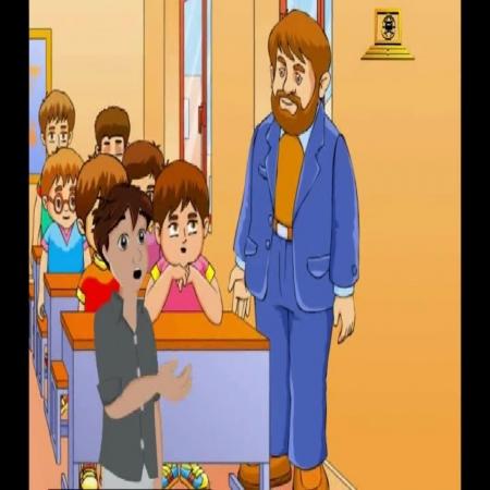 الطفل المهذب 4