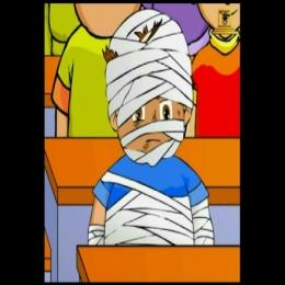 الطفل المهذب 5